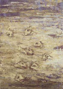 I pesci nella sabbia