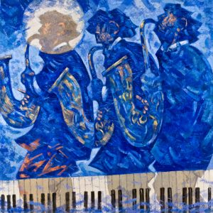 notte dei sax blues