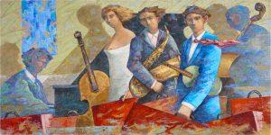 partenze dei musicisti